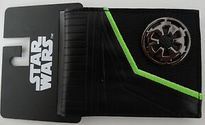 Star-Wars-Movie-Rogue-One-Empire-Logo-Bifold-Wallet-Nwt