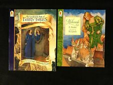 The Candlewick Book of Fairy Tales by Sarah Hayes (1997, Paperback, Reprint)