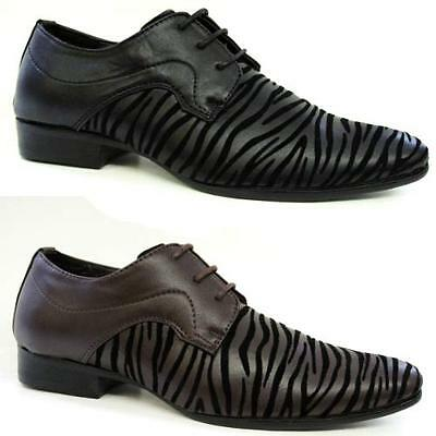 Men/'s Smart Wedding Shoes Italian Formal Office Casual Party Dress Shoes