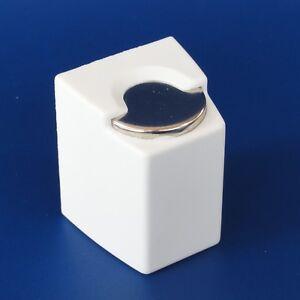 Weisse-Euro-Muenzen-Dose-Muenzbox-Muenzkapsel-Muenzdose-selbstklebend-HR-IMOTION