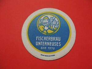 Bd-Vecchio-Sottobicchieri-di-Birra-Fabbrica-Fischer-Unterneuses-Oberfranken