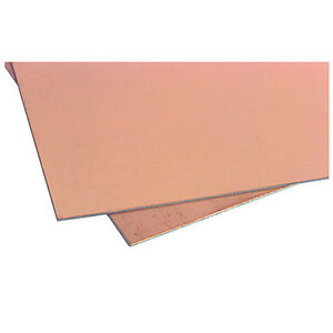 2 oz .016 24 pcs Copper Clad Circuit Board Laminate 4 x 6  FR-4 Double Sided