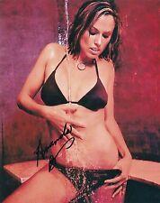 Amanda Beard Autographed 8x10 Photo