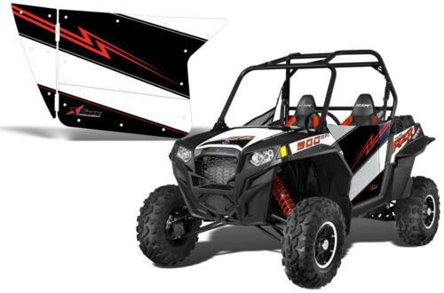 AMR Racing Graphique Enveloppe Kit Polaris Rzr 900 Utv Inc Doors Rzr900
