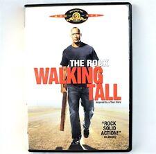 The Rock Walking Tall DVD Movie Original Release