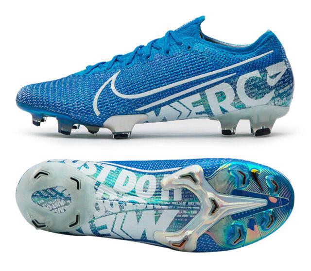 Nike Mercurial Vapor 13 Elite FG (AQ4176 414) Soccer Cleats Football Shoes Boots