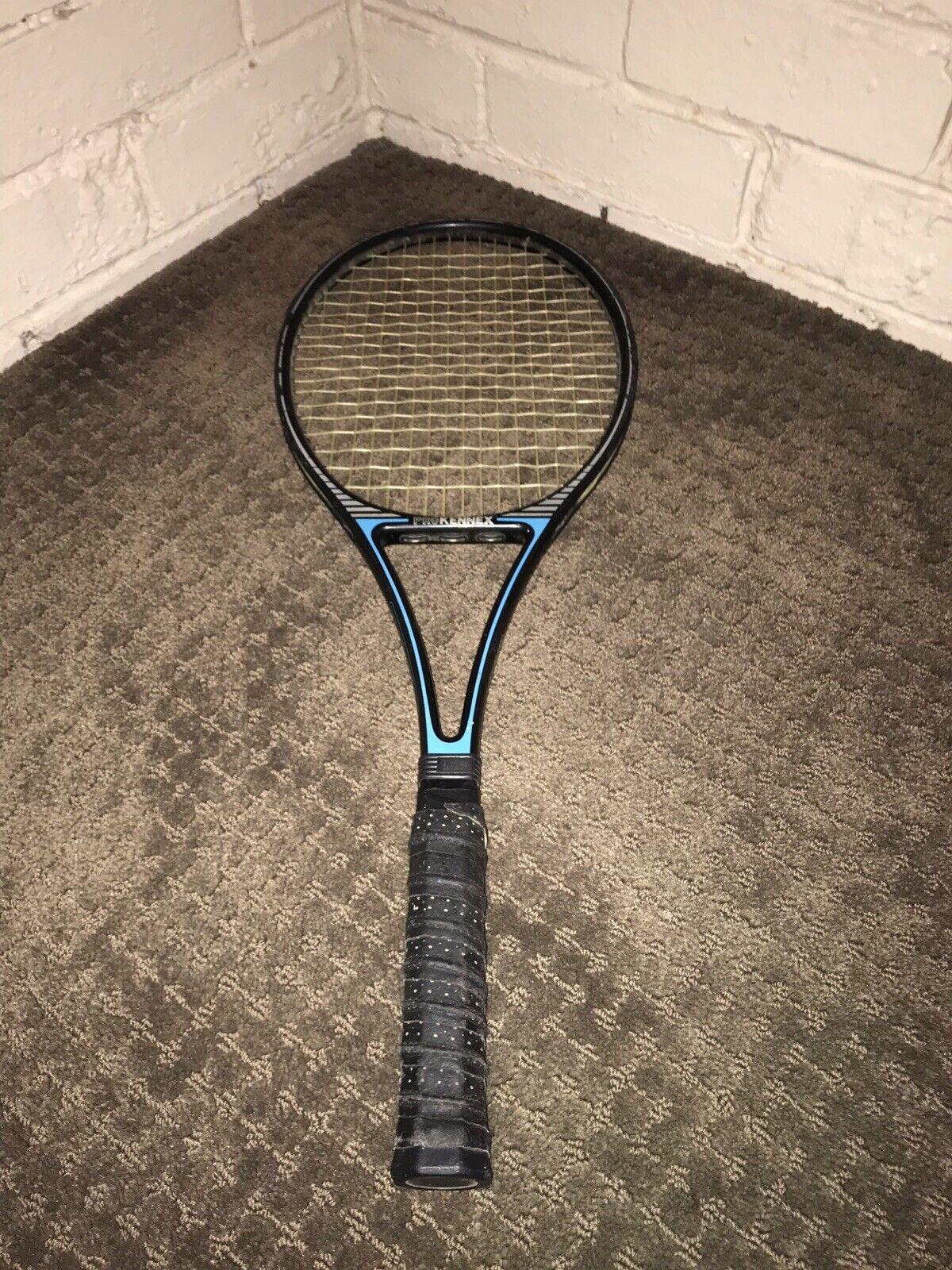 Pro Kennex ACE de Plata-raro palo de  Tenis En Buen Estado Original-Grip 3  ganancia cero