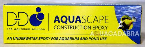 DD Aquascape Epoxy 4oz Milliput Extra Sticky Marine Coral Reef Aquarium Tank