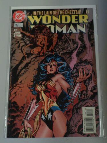 WONDER WOMAN #119 DC COMICS MARCH 1997