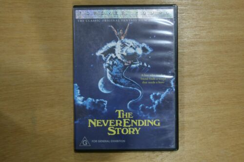 1 of 1 - The Never Ending Story (DVD, 2004)  -   VGC Pre-owned (D46)