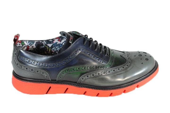 YAB Leder oxfords F/W 2017 scarpe in pelle stile inglese A/I 2017