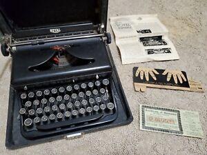 Royal Model O Typewriter- parts or repair