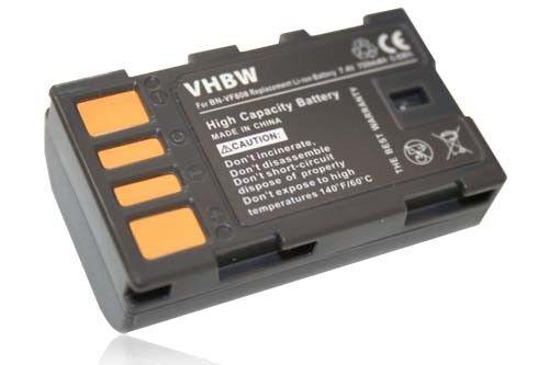 Bateria para JVC bn-vf808 con data-chip gz-ms100 GZ-MS 100