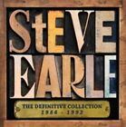 The Definitive Collection 5060001275246 by Steve Earle CD