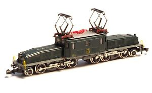Z Scale Crocodile 8856 Marklin Z-scale S...