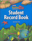 Reading Lab 2B - Student Record Book - Levels 2.5 - 8.0 by Don H. Parker (Multiple copy pack, 2004)