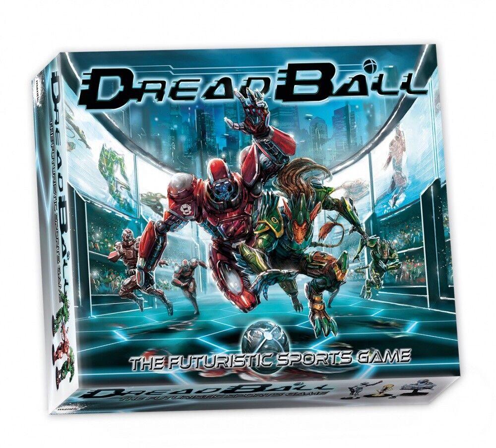 Mantic Games Dreadball 2nd Edition BNIB Core Game MGDB2M101