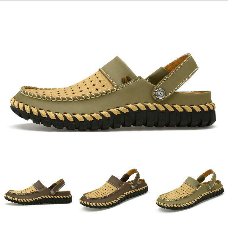 Casuals shoes Men Sandals Beach Slingbacks Close Toe Sand Fashion Spring Comfort