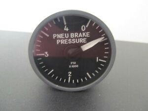 INDICATOR   PNEU BRAKE  PRESSURE