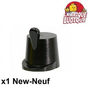 LEGO LOT OF 25 NEW BLACK IMPERIAL HATS SHAKO PIRATE GUARD PIECES
