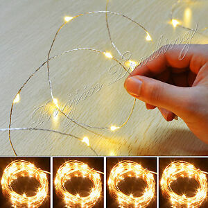 20-30LED-MICRO-WIRE-STRING-FAIRY-PARTY-XMAS-WEDDING-CHRISTMAS-LIGHT