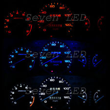 Honda Civic EK 96-98 Gauge Cluster and Climate Control  LED Kit