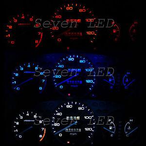 Honda Civic EK 96-98 Gauge Cluster and Climate Control LED ...