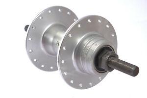 KHE-Fixie-Flip-Flop-Nabe-32-Trou-Argent-Alu-10mm-Crmo-Axe-322g