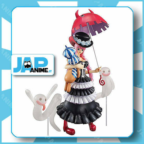 ONE PIECE - Perona New World - Figure Patriot Of Figure Megahouse POP