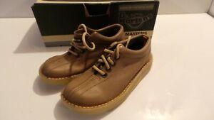 DR MARTENS ENFANT sneakers basket 9533 BEIGE Taille 3 UK 36