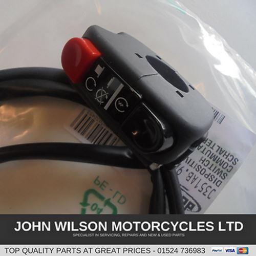 Suzuki DL650 V-Strom Engine Stop Start Starter Kill Switch Switchgear