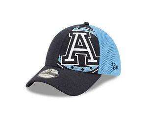 Men-039-s-New-Era-Toronto-Argonauts-Sideline-CFL-Football-Official-39THIRTY-Flex-Hat