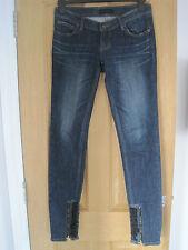 Designer ARROGANT CAT dark denim  skinny jeans size 29 (W30 L33.5) RRP £129*