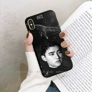 Doh-Kyung-Soo-Do-Exo-cubierta-caso-iPhone-5-6-6S-7-8-Plus-XR-XS-Max-X