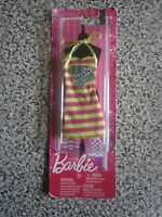 Barbie Doll Clothes Sporty Glam Dress