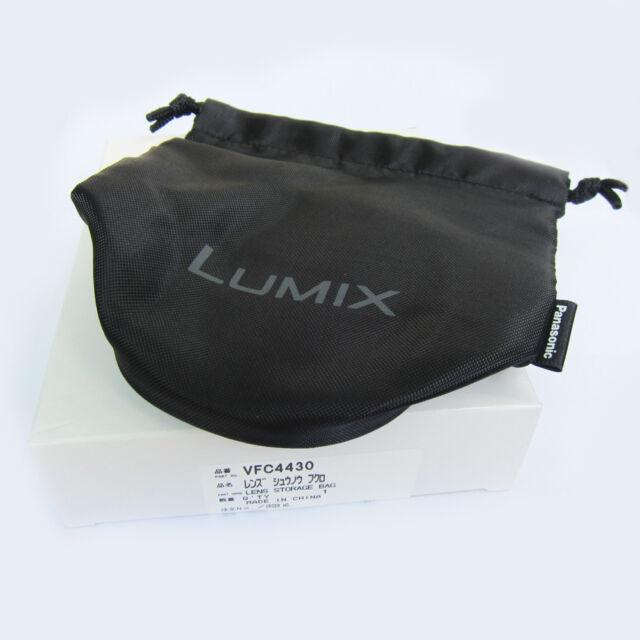 New Panasonic VFC4358 Storage Bag For H-FS04520 and H-FSA4520 Lenses US Seller