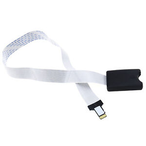 Micro SD Extension SD Card Cable Extender Adapter Flexible Cord Male to TF Flash