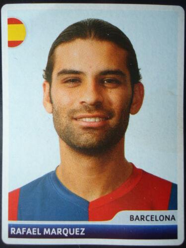 Fußball Panini 10 Rafael Marquez FC Barcelona UEFA CL 2006/07