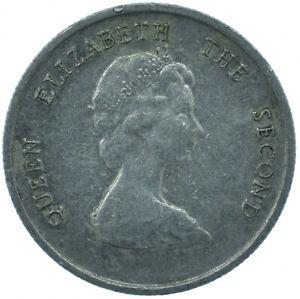 East Caribbean States, Elizabeth II, 10 Cents, 1998  #WT27353