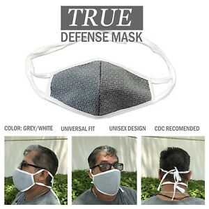 True-Defense-Face-Mask-New-reusable-washable-unisex-PPE-fast-shipping-USA