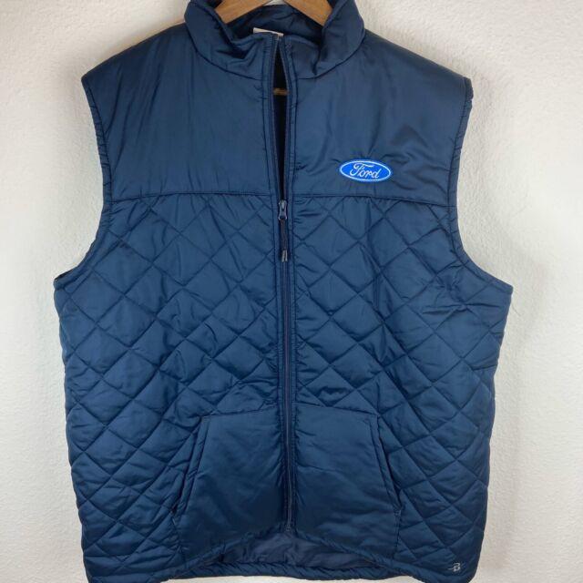 Badger Sport  Ford Vest Xl Navy Blue