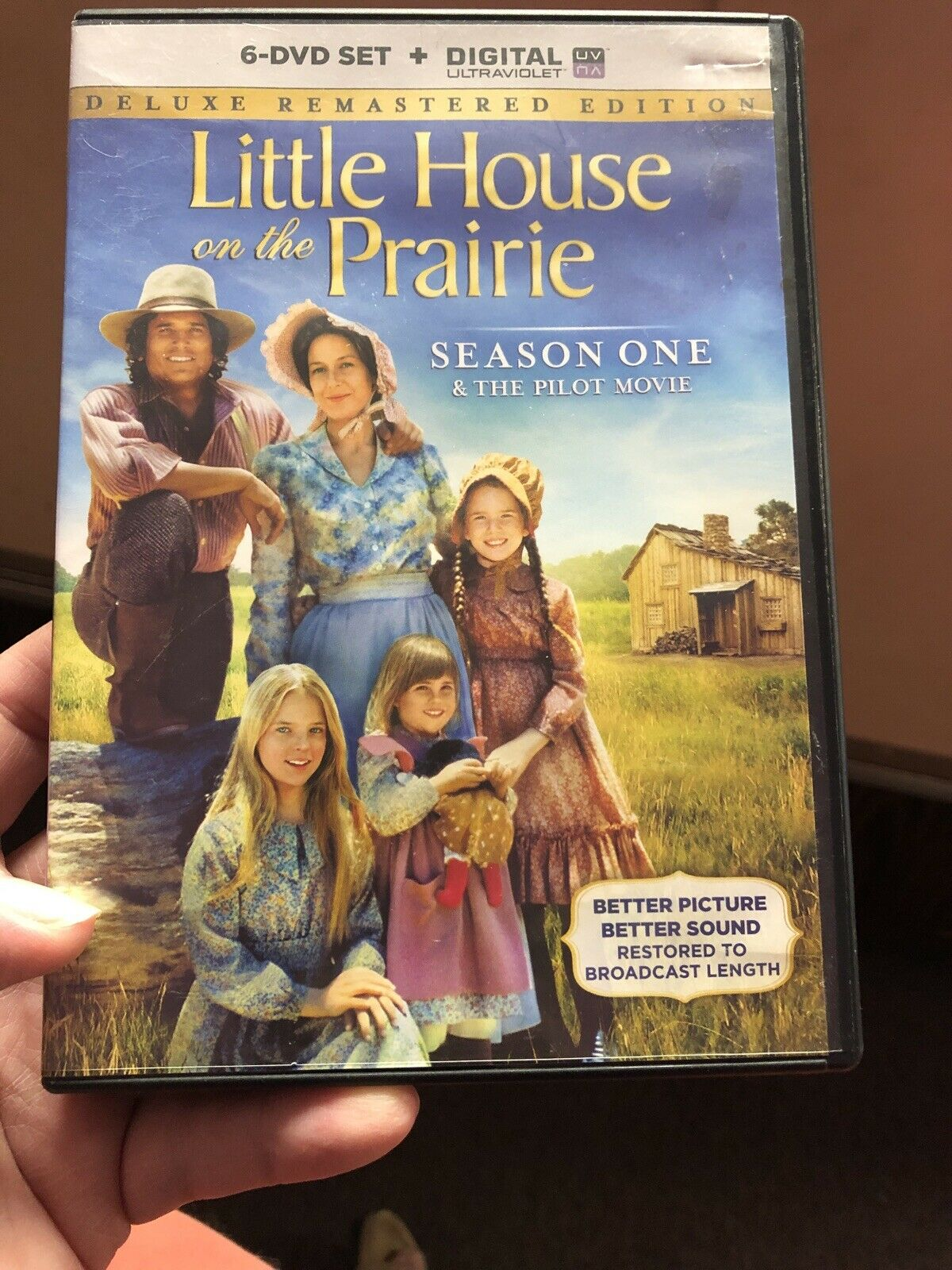 Adult Film Online little house on the prairie - season 1 (dvd, 2015, 6-disc set) plus pilot  movie