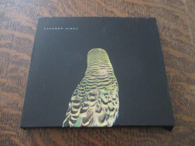 cd album ANDREW BIRD armchair apocrypha