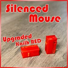Upgraded Silent Micro Switch Upgrade Your Mx Master 23 Amp Razer Mouse Quiet