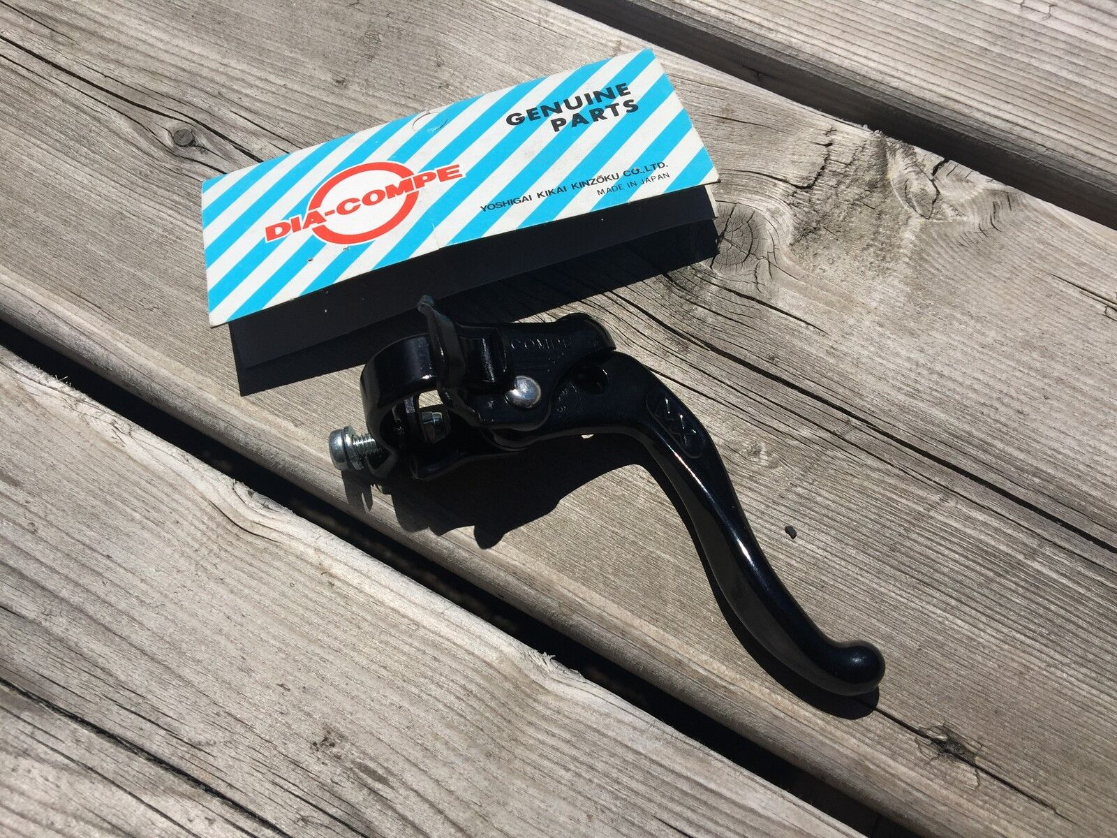 OLD  SCHOOL BMX DIA-COMPE MX BRAKE LEVER NOS MX 123 LEVER 22MM OLDSCHOOL NIB  sale online discount low price