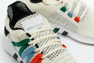 best website 4bb2a 46264 Image is loading Adidas-EQT-Racing-ADV-Primeknit-OFF-White-Womens-