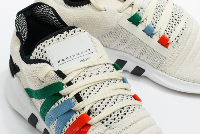954305791a5 Adidas EQT Racing ADV Primeknit OFF White Womens Adidas Originals White NEW