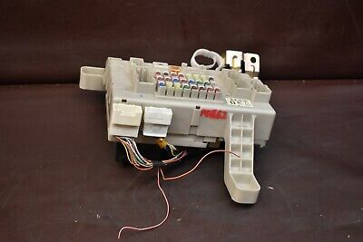 BCM with Fuse Box Assembly AVALON Factory OE Multiplex Network Body Control