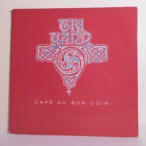 33T-TRI-YANN-Vinyl-Record-LP-12-034-CAFE-GOOD-COIN-Celtic-MARZELLE-814276-1