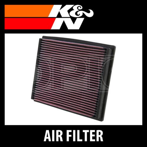 K /& n Alto Flujo Reemplazo Filtro De Aire 33-2125 K Y N Original Rendimiento parte